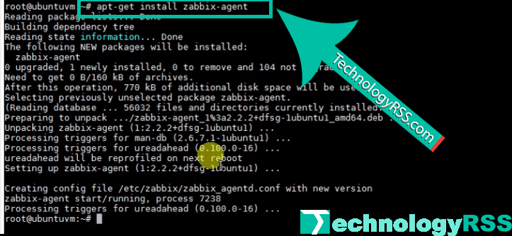 install-zabbix-agent