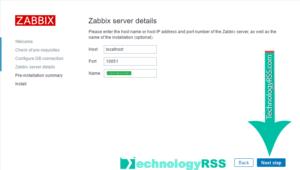 install-zabbix-server-step-3