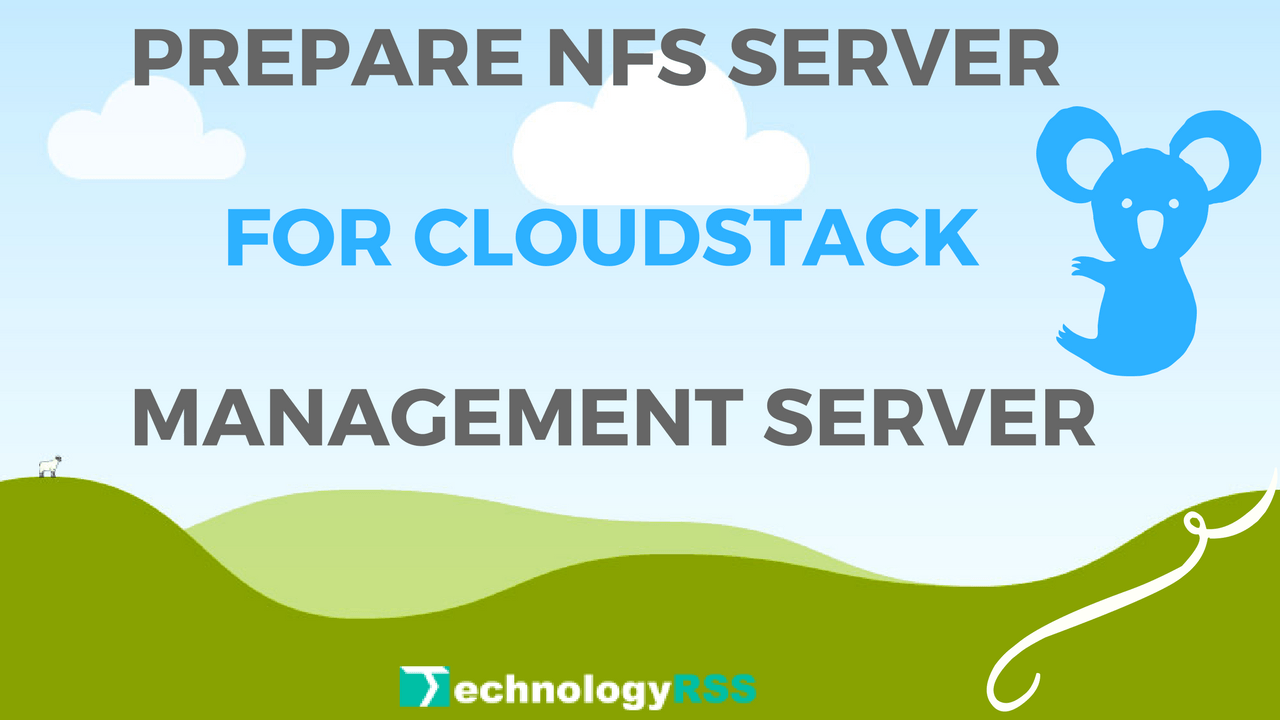 nfs-server-setup-for-cloudstack
