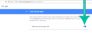 less-secure-apps