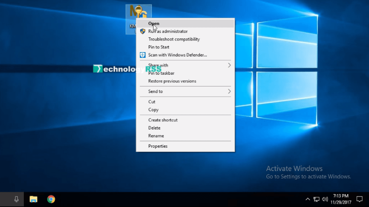 windows 7 home premium activator kmspico