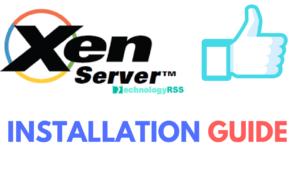 xen-server-installation-process
